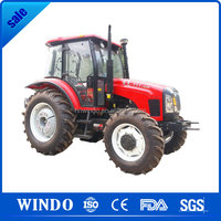best price 30hp tractor mini farm tractor price with front end loader
