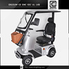 deluxe single seat full suspension handicapped BRI-S03 good gasoline scooter motors