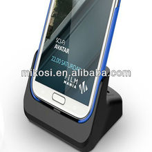 New Designed Cover-mate Data Sync Dock for Galaxy Note 2 N7100