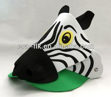 promotion gift carnival hat foam