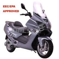5000w EEC EPA Approved Electric Motor Scooter Equipped with 40Ah Silicone Battery WZJS5001EEC/EPA
