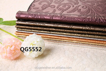 QGD183 bag material sofa leather funiture leather
