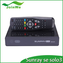 enigma 2 linux os set top box sunray se solo 3 stock