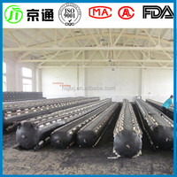 China Jingtong rubber inflatable rubber airbag for tunnel construction