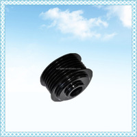Chinese Supplier CNC Precision Machining Aluminum Parts With Black Oxide