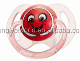 Baby Nipple clip Holder Funny baby pacifier Factory