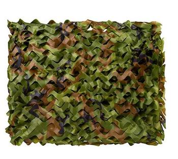 2019Camo Netting 210D Oxford Woodland Camouflage Net For Camping Military Hunting