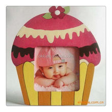 Quality promotional cardboard photo frame backs