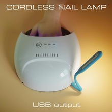Wide Varieties Plastic Durable 48w gel led uv nail lamp