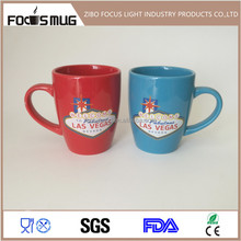 Factory Price Of Origin Porcelain Ceramic Mug With Custom Logo Design For Promotional