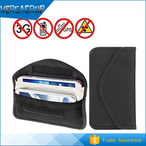 Mobile phone Cell Phone RF Signal Shielding Blocker Bag Jammer Pouch Case Anti Radiation Protect Bag For Pregnant Women