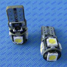 new product factory price CANBUS T10 5SMD 5050