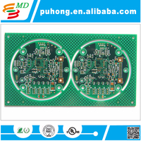 High Tg Board Material Copper Clad Laminate PCB Board