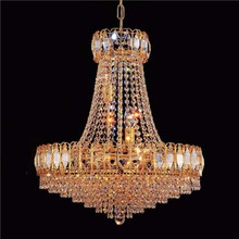Small crystal plastic chandelier for sale LT-71032