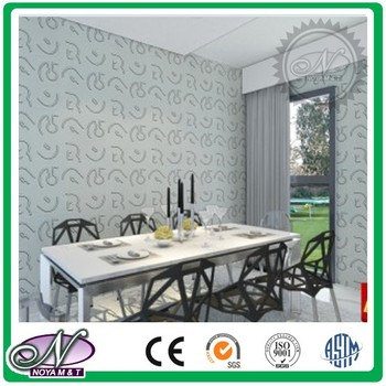 Latest popular decorative material price 3d wall board
