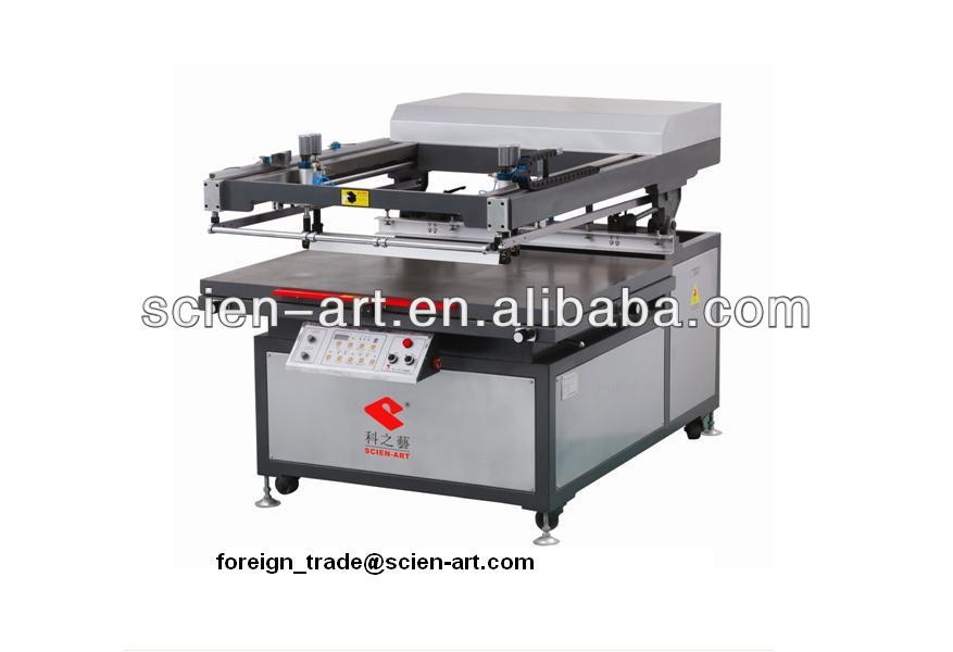 screen printing water transfer decal paper silk printing machine made in china