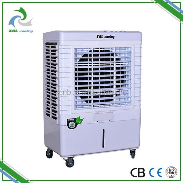 New ABS Plastic Water Evaporator Fan Portable Evaporative Air Cooler
