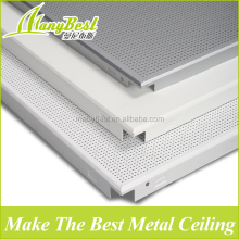 2017 High quality aluminum ceiling tiles 600x600