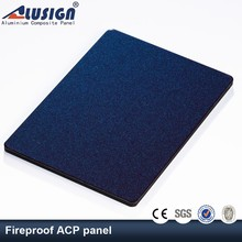 Alusign sheet metal flashing Aluminum Composite Panels