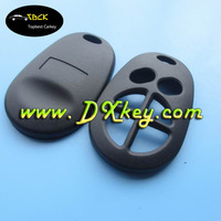 High quality 6 button remote key cover for Toyota smart key toyota car remote key