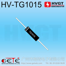 High voltage diode HV-TG1015 HVGT 100mA 15kV 100nS High frequency, Fast recovery