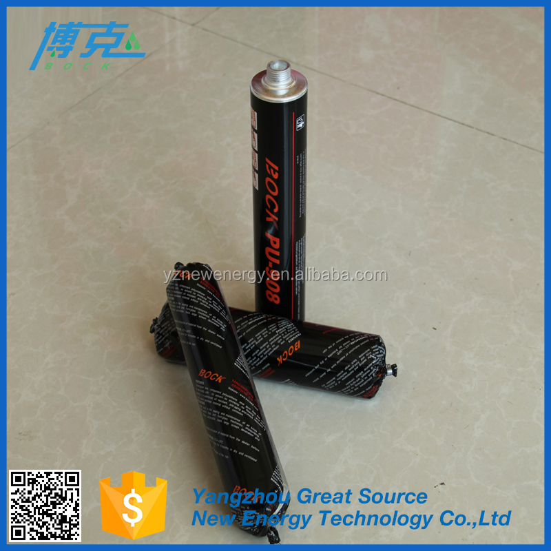 black color structural sealant for auto windshield repair