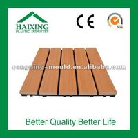 Assembly PVC foamed sauna board
