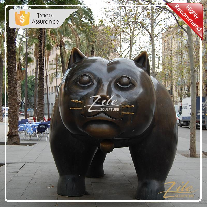 Best Replica Fernando Botero modern clay sculpture