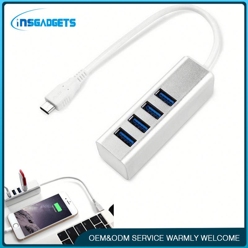 Type c to hd mi 2..0 adapter hub h0tXM 3.0 usb hub for sale
