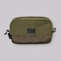 2017 new fashion military pencil case cosmetic bag