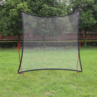 Adjustable Soccer Rebounder Goal Training Equipment