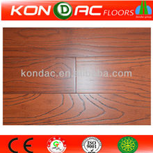 Bamboo flooring direct painted little embossed patterns,low prices from bamboo parquet factory