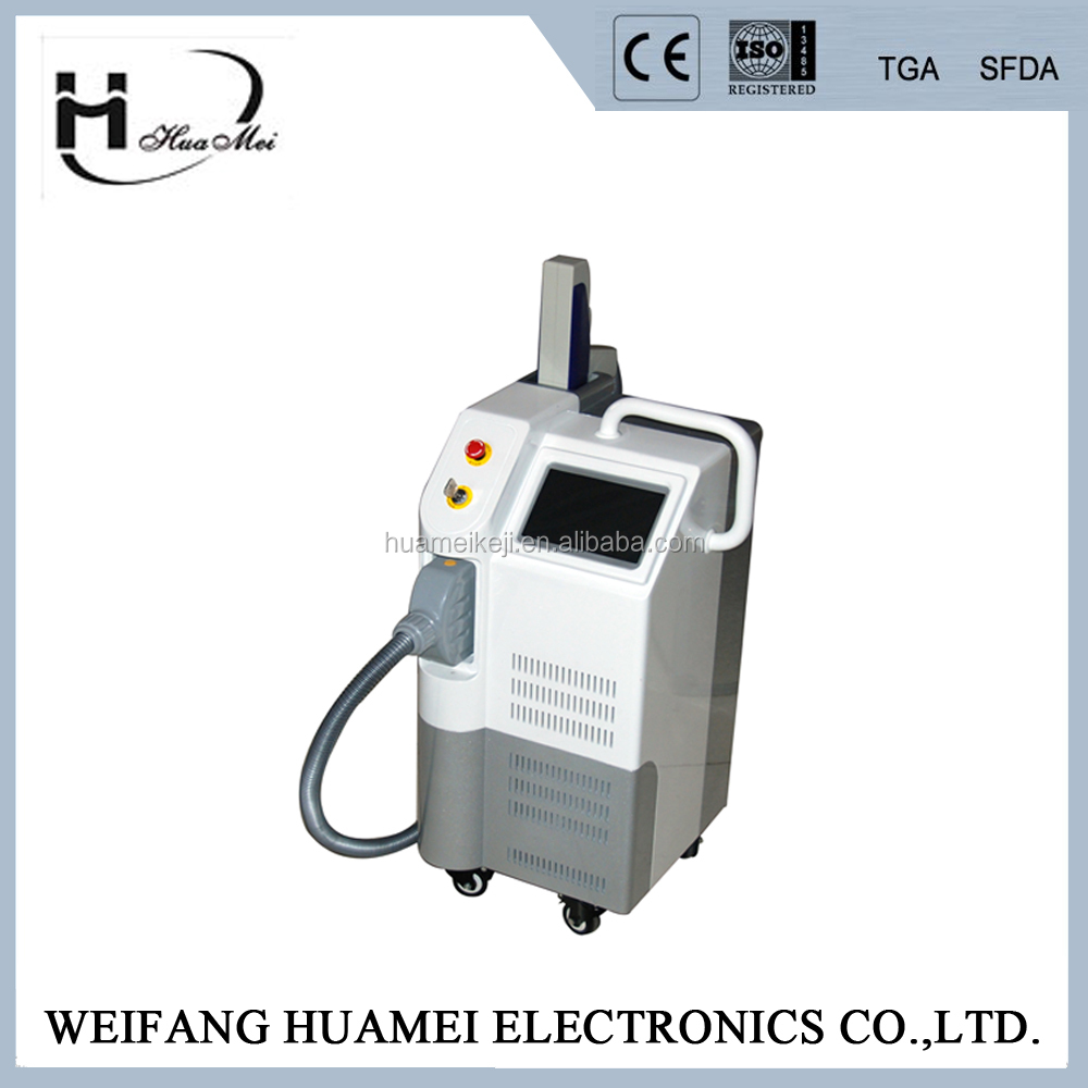 q switch nd yag laser huamei brand