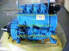 deutz F4L912 air cooled diesel engine 32kw/1500rpm 38kw/1800rpm 46kw/2300rpm 51kw/2500rpm for genset water pump and tractor