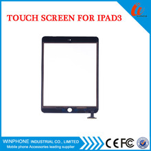 Smart Mobile accessories LCD Touch glass For ipad 3 with very low price and good quality