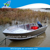 New style for aluminum pontoons for pontoon boat