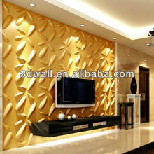 3d bathroom bamboo wall paper