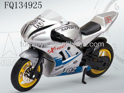 1:24 scale firction motorcycle good for promotion