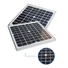 2017 hot sale small size 10w 12v poly solar panel