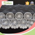 Widentextile fashion styles organza Nigerian lace lace factory in China