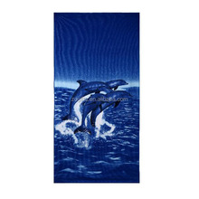 ZOGIFT high quality microfiber beach towel with custom logo printed full printing microfiber bath towel
