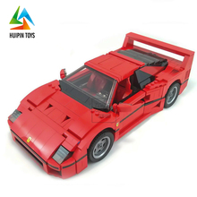 ABS diy blocks toys retro plastic 21004 scale model cars for playing