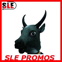 Hot Sale Latex halloween mask latex horse head mask facial mask animal head mask