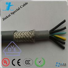 twisted pair cable 6awg pur kabel 2.5mm copper cable 6 sqmm