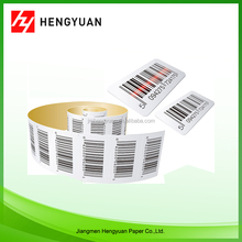 high quality vinyl sticker roll Customized vinyl sticker roll in thermal type