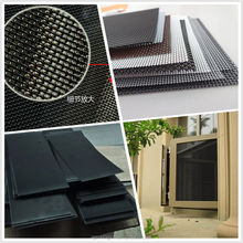 HOT! Window Security Screen Door, Wire Mesh Window Security, Knife Proof Anti-Theft Stainless Steel Security Window Screen