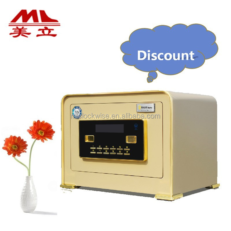 Factory promotion electronic key holder safe box with battery