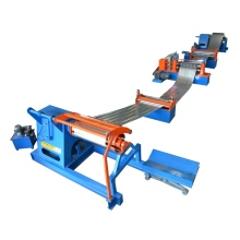 the professional factory for steel coil slitter cutting washing machine slitting assembly line