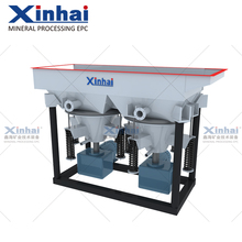 Jig Concentrator Equipment /Jigger Machine for Gold Gravity Processing Plant
