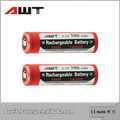 rechargeable batteries 3.7v 350mah IMR lithium battery icr10440